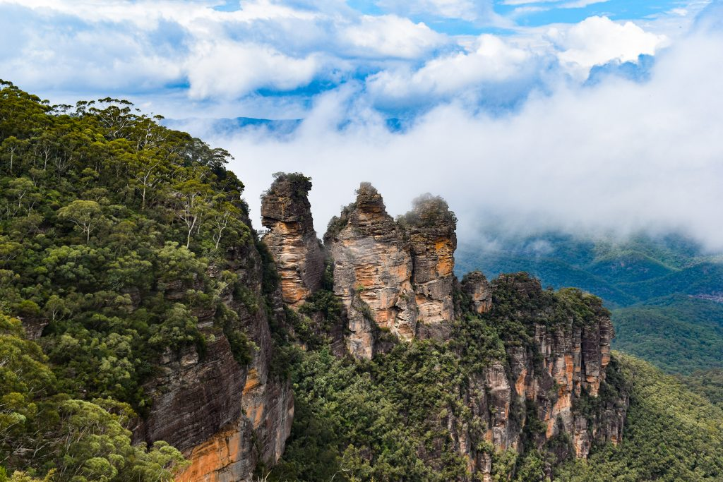 Blue Mountains Day Trip Itinerary - 3 Sisters View