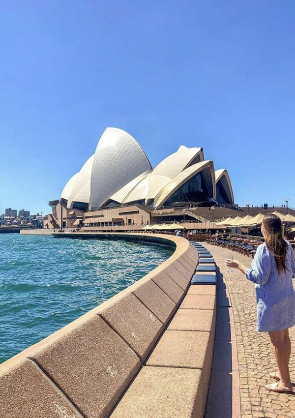 What to Wear in Sydney - Opera House