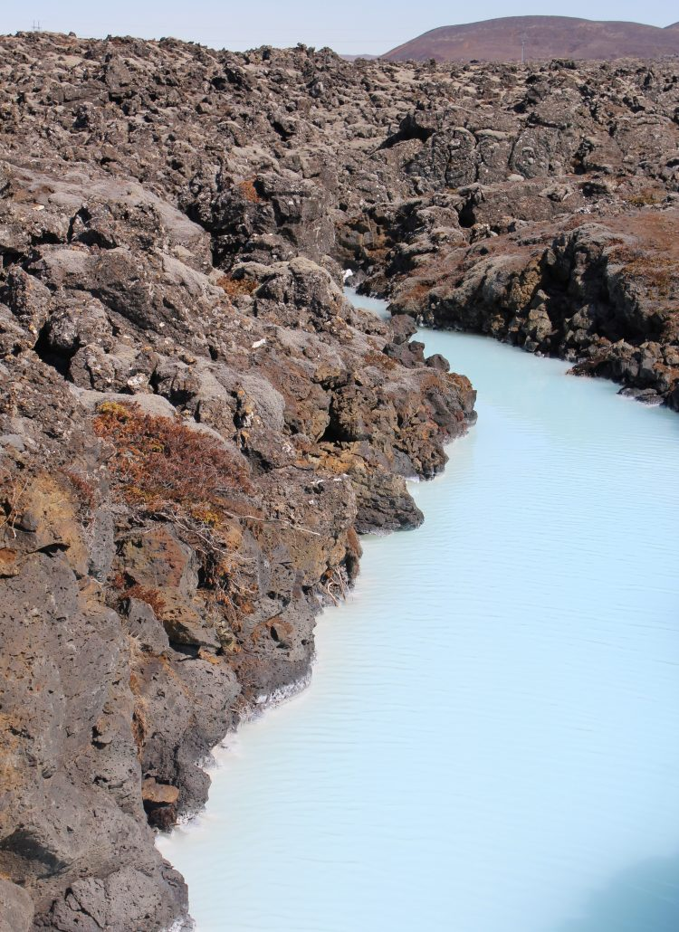 Blue Lagoon - Iceland in May
