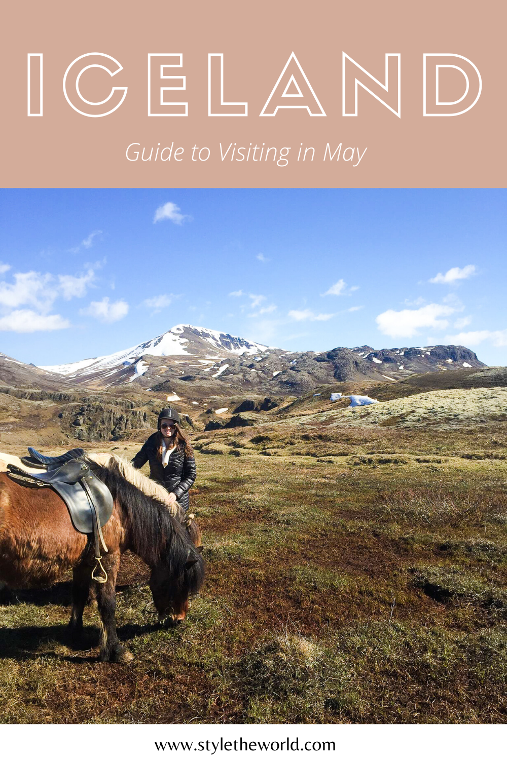 Iceland in May | What to Do in Iceland | What to Wear in Iceland in May | by Style the World | #styleinspiration #traveliceland