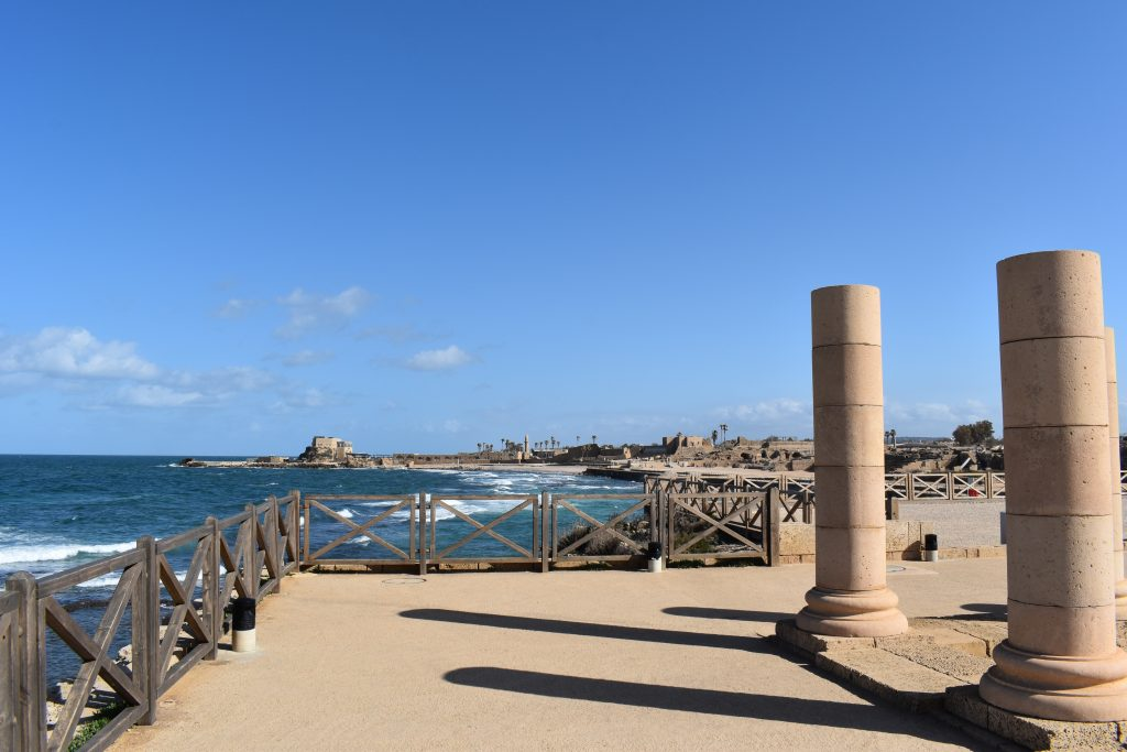 Caesarea Day Trip during Israel Itinerary